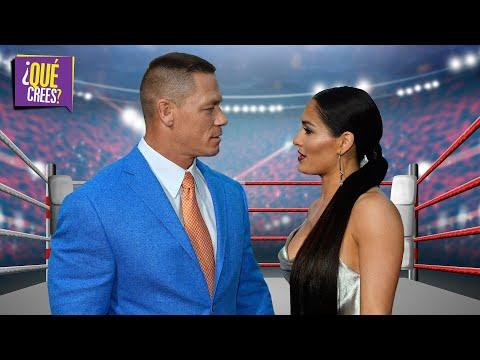 Las razones detrás de la separación de John Cena y Nikki Bella   Qué Crees