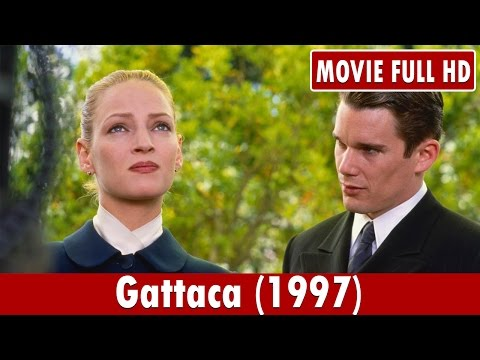 Gattaca (1997) Movie **  Ethan Hawke, Uma Thurman, Jude Law