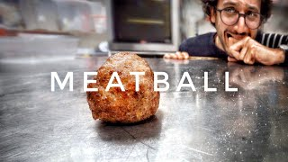Can I Make The Perfect Meatball ? by Alex French Guy Cooking