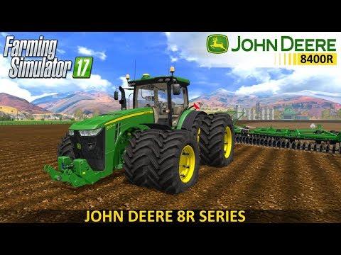 MR John Deere 8R NEW v2.3.0