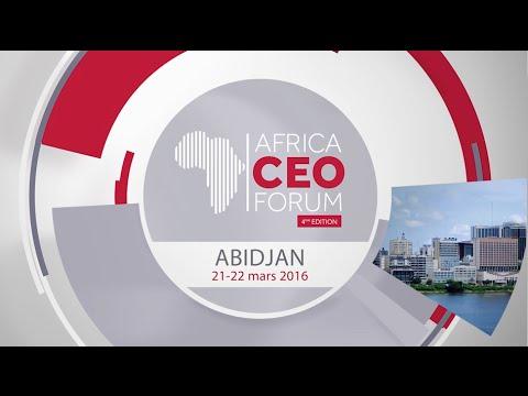 AFRICA CEO FORUM  2016