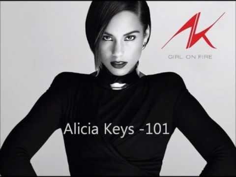 Alicia Keys - 101 lyrics