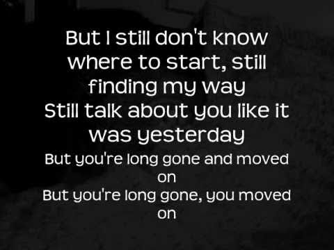 Tekst piosenki The Script - Long Gone And Moved On po polsku