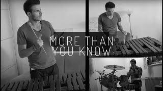 Video More than you know - Marimba Cover MP3, 3GP, MP4, WEBM, AVI, FLV Maret 2018
