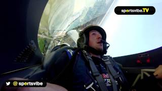 Red Bull Air Race Pilot Takes Sportsvibe To Dizzy Heights