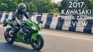 9. 2017 Kawasaki Ninja ZX10R Review | 300 km Road Test | RWR