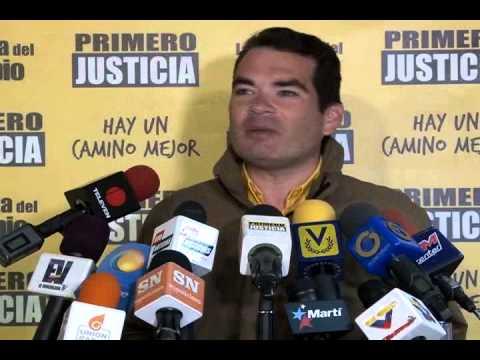 Tomás Guanipa: El 6D tendremos una nueva Asamblea Nacional que legisle para recuperar la producción nacional