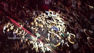Video Energy Never Dies + Wild Filipino Fans! [The Script Freedom Child Tour Manila 2018] MP3, 3GP, MP4, WEBM, AVI, FLV April 2018