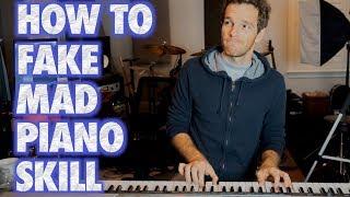 Video How to Fake Mad Piano Skill MP3, 3GP, MP4, WEBM, AVI, FLV Maret 2018