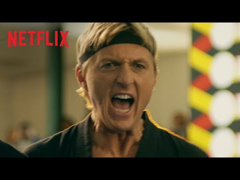 The Best & Worst Of Johnny Lawrence From Cobra Kai | Netflix