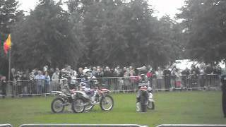 Bolddog Lings Freestyle Motocross at The Glasgow Show 2012 Part 2