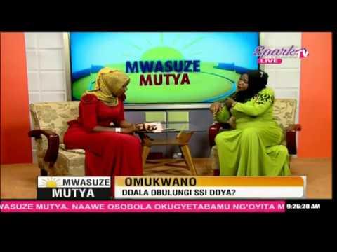 NTV MWASUZE MUTYA   OMUKWANO: Ddala Obulungi Ssi Ddya? (видео)