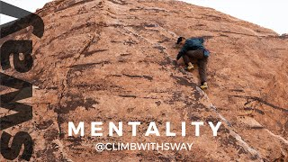 How To Train Your Mind For Bouldering Outside | Climb With Sway by  WeDefy