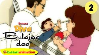 Belajar Doa bersama Diva Full Video #2 - Kastari Animation Official
