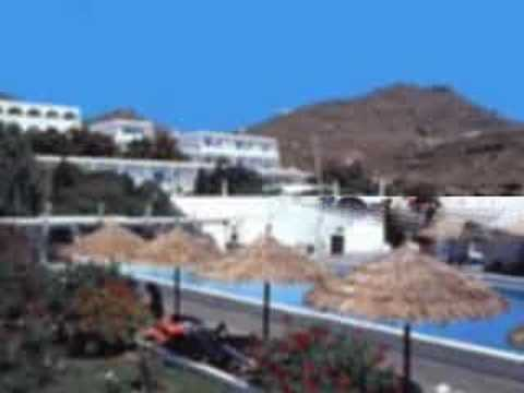 Aphrodite Beach Hotel Mykonos