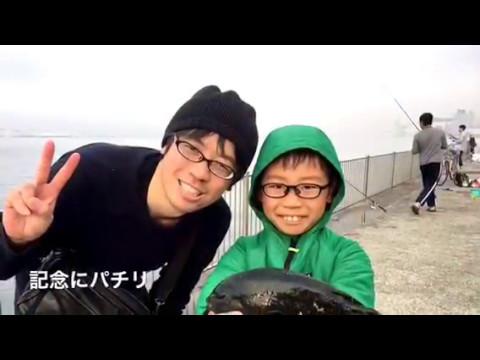 【サビキでイワシの気配!?】南芦屋浜リアルタイム
