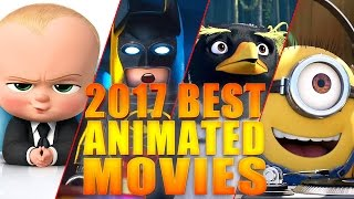 Video Best 2017 Animated Movies | Trailer Compilation MP3, 3GP, MP4, WEBM, AVI, FLV Juni 2018