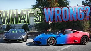 My Lamborghini Huracan Spyder Doesn't Backfire Like the Coupe 😭 [POLL Inside] by DoctaM3's Supercars Personified