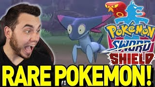 NEW RARE POKEMON LOCATIONS! Where to Find Rare Pokemon in Sword and Shield! Dreepy and More! by aDrive