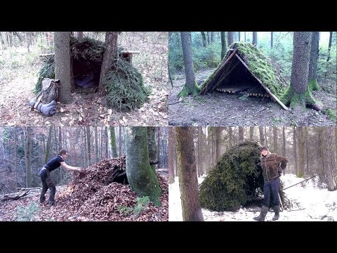 5 Survival Shelters Everyone Should Know