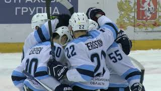 Sibir 4 Avtomobilist 1, 16 January 2018 Highlights
