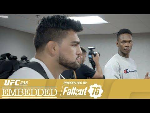 UFC 236 Embedded: Vlog Series - Episode 3