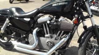 1. 443331 - 2011 Harley Davidson Sportster 1200 Nightster XL1200N - Used motorcycles for sale
