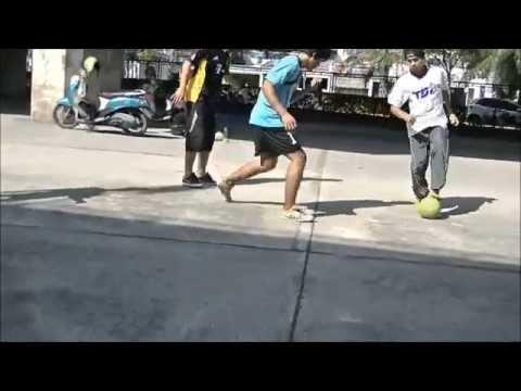 เปิดตำนาน KOZ  Football Entertain (видео)