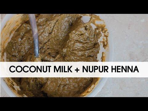 ♯126- Coconut Milk + Nupur Henna