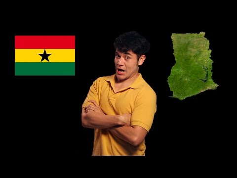 Geography Now! Ghana