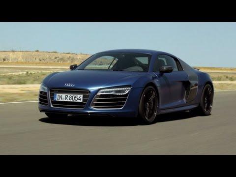 2013 Audi R8 V10 plus On Track