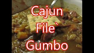 Ms JB cooked 3 Gallons of Cajun Seafood Gumbo on Easter by Louisiana Cajun Recipes