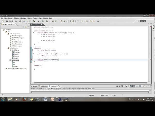 [Java cơ bản] Bài 22: Multi-classes