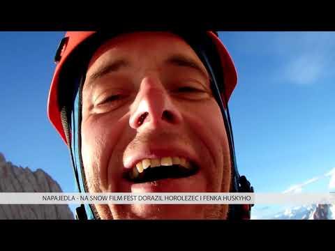 TVS: Napajedla - Snow Film Fest