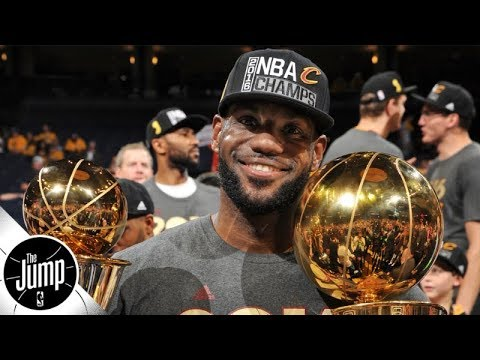 Video: LeBron, Steph or Kevin Durant: Who defined the NBA in the 2010s? | The Jump