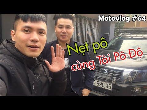 Giao lưu nẹt pô cùng Tài Pô Độ | Motovlog 64 - Thời lượng: 11 phút.