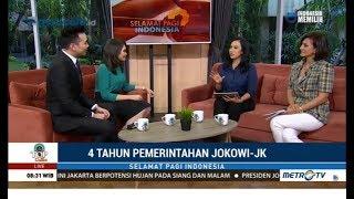Video Survei 4 Tahun Jokowi-JK: Jokowi Sangat Populer di Mata Milenial & Kaum Perempuan MP3, 3GP, MP4, WEBM, AVI, FLV Oktober 2018