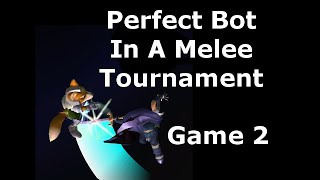 If A Perfect Bot Entered A Tournament: Game 2: Marth – A Melee TAS