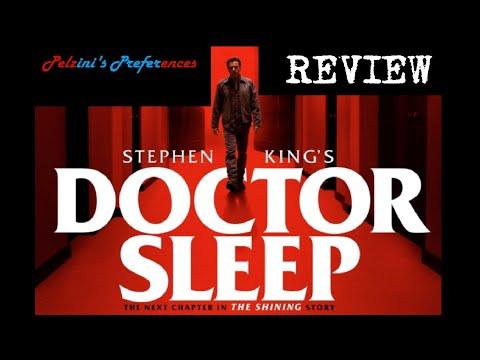 Doctor Sleep Review!