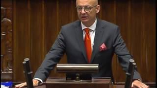 Wystąpienie Michała Kamińskiego ws. antykoncepcji awaryjnej.
