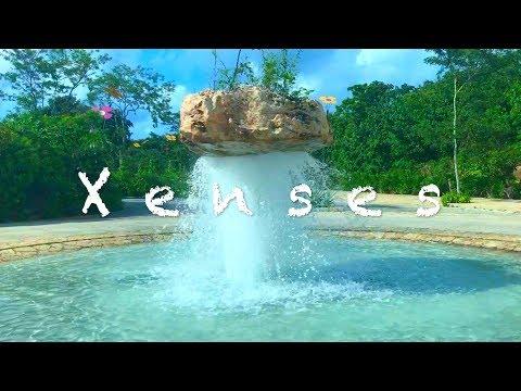 Xenses theme park in cancun - best fun park ever