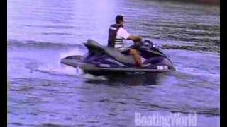 7. Yamaha FX Cruiser