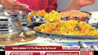 Video Search Result For Greha Lakshmi Dinner Sets