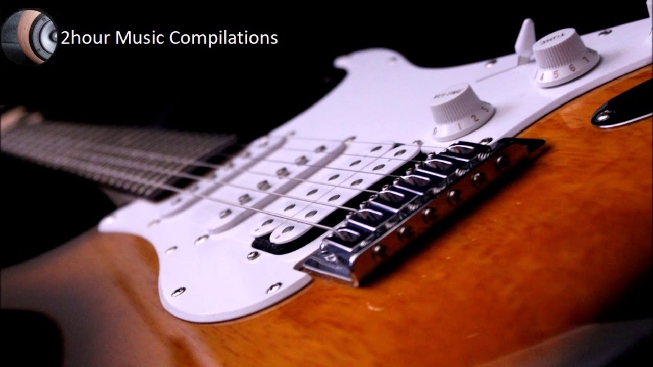 Electric Guitar Covers – A two hour long compilation