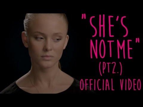 Tekst piosenki Zara Larsson - She's Not Me (Pt.2) po polsku