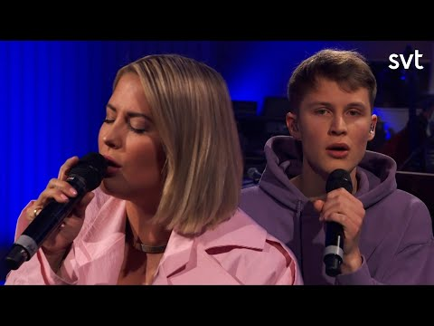 Molly Sandén och Victor Leksell - Sverige | Live