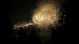 Barbera del Valles Spain  city photo : Correfocs in Festa Major of Barbera Del Valles, Catalonia, Spain