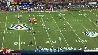 Calvin Barnett vs Arizona (2012)