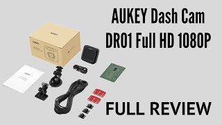 AUKEY Dash Cam DR01 Full HD 1080PIf your looking a good dash cam with excellent picture quality then this little gem is only £69.99. Watch me full review and you will see how well this little dash cam performs. If I get any discount code I will place them here so keep checking back. You get a 24-month warranty with this dash cam and with a trust company like AUKEY you have nothing to worry about. GPS is extra. This kit has everything you need apart from the Micro SD card which I have left a link for down below.AUKEY Dash Cam Full HD 1080P, 170° Wide Angle Lens, Night Vision, Motion Detection, G-Sensor, WDR and Loop Recording, Mini DVR Camera Dashboard with 2 Ports Car Charger (DR01)UKhttp://amzn.to/2uPBObgUShttp://amzn.to/2upELODAUKEY GPS Antenna for DR01 DR02 Dashboard CameraUK http://amzn.to/2upjowJUShttp://amzn.to/2eHv34ESanDisk Ultra 32GB microSDHCUShttp://amzn.to/2uoM0pUUKhttp://amzn.to/2upo0DjSpecificationsChipset: Novatek NT96655 and SONY Exmor IMX322GPS: Supported (GPS-Module required)Recording Modes: video recording, emergency recording, motion sensorVideo Recording: Automatic cycle 3min / 5min / 10minDate and Time: SupportedAudio Recording: SupportedPlug & Play: SupportedMicroSD card: up to 128GB, Class 10+ (not included)Input: DC 5V/1A-2A via mini USBCheck out my forumhttp://www.briteccomputers.co.uk/forum