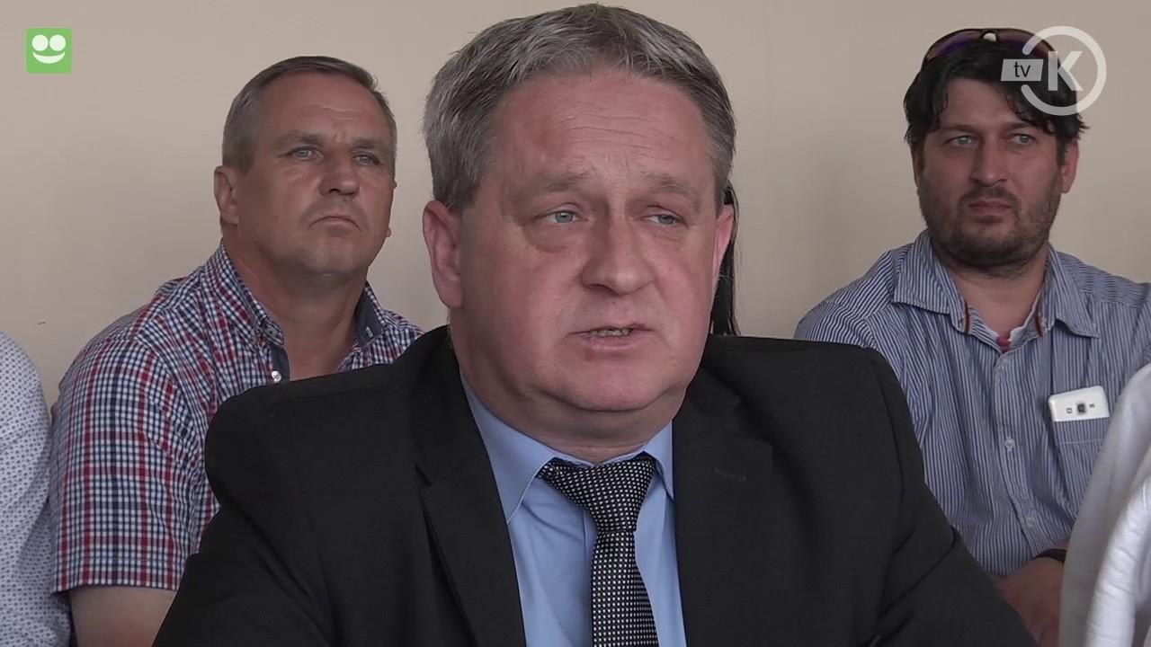 Spotkanie dotyczące odpadów w Gminie Kłodawa [RETRANSMISJA]